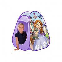 Палатка детская игровой домик София Прекрасная JN74144, фото 1