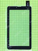 Сенсор China Tablet 7'' 30pin с скотчем Оригинал Китай Черный