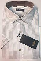 Рубашка мужская короткий рукав Enrikо