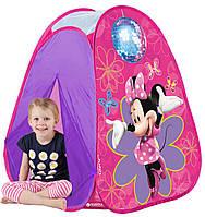 Палатка детская игровой домик Минни Маус JN71144