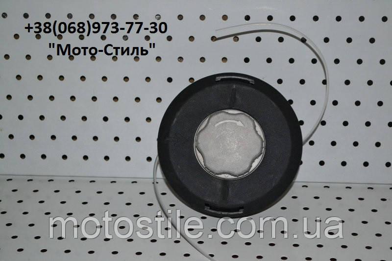 Косильная головка (Шпуля) (полуавтомат.диск) усиленная для мотокосы