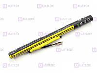 Аккумуляторная батарея для Lenovo IdeaPad Z400 series, 2600mAh, 14,4-14,8V