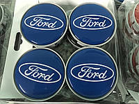 Ford Fusion 2002+ Колпачки в титановые диски 55 мм V5