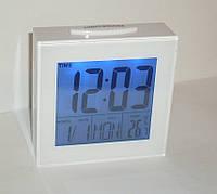 Настольные часы 3501 с термометром