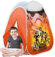 Палатка детская игровой домик Звездные войны JN71342