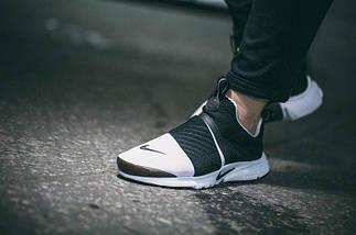 Мужские кроссовки Nike Air Presto Extreme Black/White, фото 3