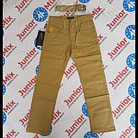 Подростковые котоновые брюки на мальчика YUKE