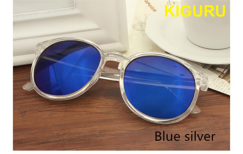 Очки солнцезащитные женские. Синие