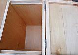 Рамконос фанера на 6-ть украинских рамок фанера, фото 2
