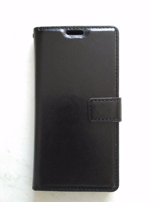 Кожаный чехол бампер Sony XA