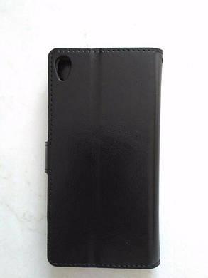 Кожаный чехол бампер Sony XA, фото 2