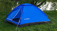 Палатка Domepack 4 клеенные швы, 2500 мм