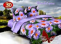 Комплект постельного белья ранфорс Тм Таg евро размер Майский гром