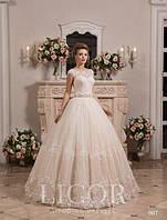 Свадебное платье 907