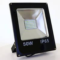 Светодиодный прожектор Slim 50w IP 65 (5350 lum)