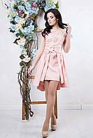 Платье Фуршет / розовый