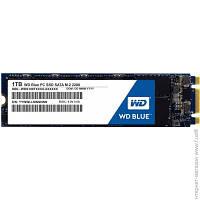 Твердотельный Накопитель Western Digital M.2 1TB (WDS100T1B0B) WD Blue