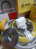 Теплый пол электрический 5,3-6,4м.кв 1080Вт 53м IN-Term (Чехия) двухжильный нагревательный кабель