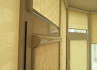 Ролеты тканевые, ткань ТОПАЗ, рулонные шторы