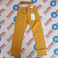 Подростковые котоновые брюки на мальчика  SEAGULL