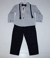 Нарядный костюм для мальчика 5-8 лет
