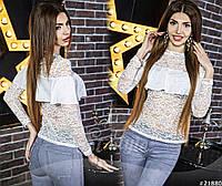Cтильная женская блуза норма ST Style