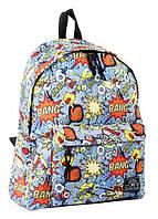 Подростковый легкий рюкзак 1 Вересня YES 553979 ST-15 Crazy 20