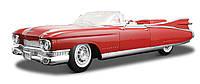 Автомодель 1:18 Cadillac Eldorado Biarritz 1959 красный MAISTO (36813 red)