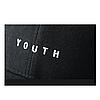 Черная кепка бейсболка Youth, фото 4