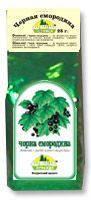 Листья черной смородины 25 г (Экопродукт) – потогонное, мочегонное, общеукрепляющее средство
