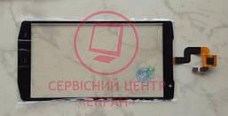 Oukitel K10000 сенсорний екран, тачскрін чорний