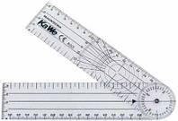Гониометр линейка для измерения подвижности суставов пр-ва Германия