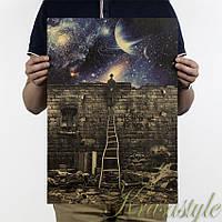 Постеры известных художников