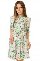 Платье женское с пышной юбкой S-М размеры SV 17-24-15s