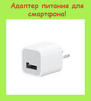 Адаптер питания - зарядное устройство 1А 4GS/3G (apple)!Акция