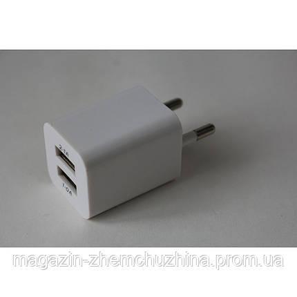 Адаптер питания - зарядное устройство 2100 5В-1A И 5В-2А!Акция, фото 2