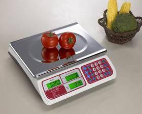 Весы торговые с поверкой 15 кг Camry CTE-15-JC31