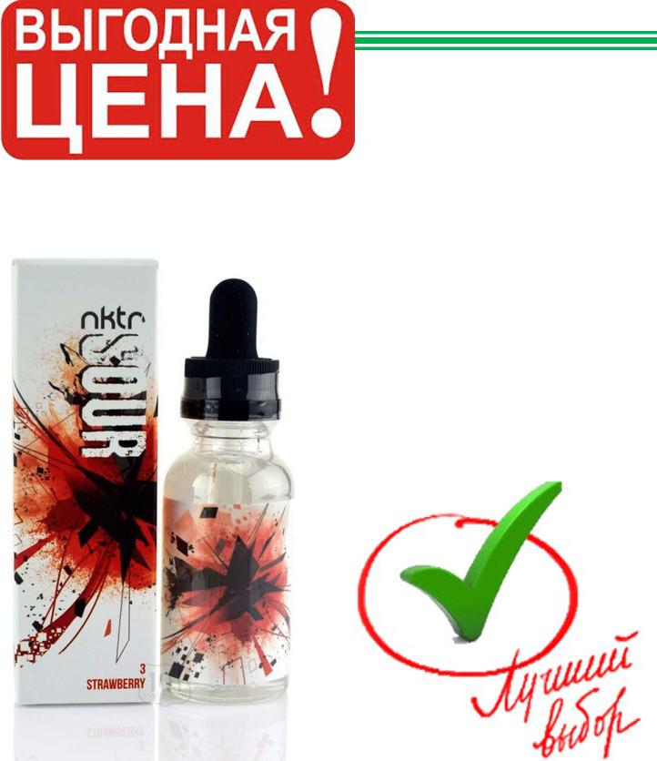Жидкость (масло) для электронных сигарет и кальянов  NKTR