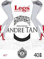 КОЛГОТКИ LEGS BY A.TAN ЭСКИЗ 8 - 40 ДЕН 1/2, под загар sabbia