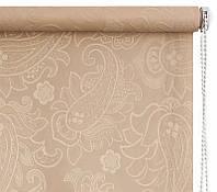 Рулонні штори тканина Арабезка (кодZ-1099 1839) кава з молоком
