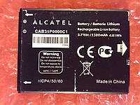 Alcatel One Touch 4007D аккумулятор CAB31P0000C1 ОРИГИНАЛ Б/У