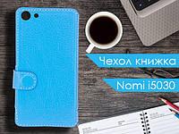 Чехол книжка для Nomi i5030 Evo X