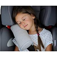 Подушка для ремня безопасности Chicco - Италия - серого цвета