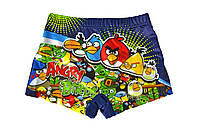 Плавки для мальчика для бассейна Angry Birds