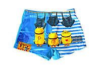 Детские плавки для бассейна для мальчика Minions / Миньоны