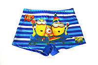 Плавки для купания для мальчика  Minions / Миньоны