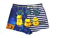 Плавки для плавания детские для мальчиков Minions / Миньоны