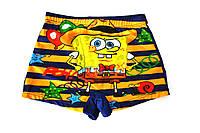 Плавки детские для бассейна Sponge Bob / Губка Боб