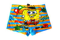 Детские плавки для мальчиков Sponge Bob / Губка Боб