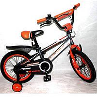 "Детский велосипед Crosser Sports 16"""